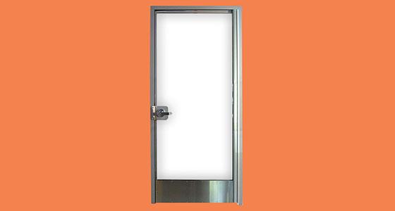 All-clear Door