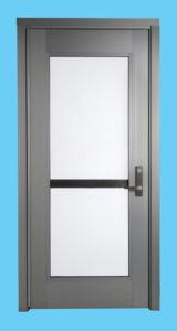 Full-lite FEMA Door